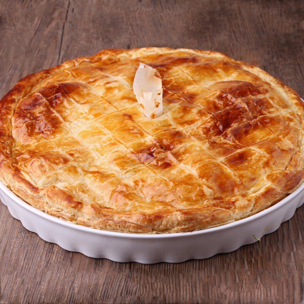 Family Chunky Steak Pie - Brookside Country Meats